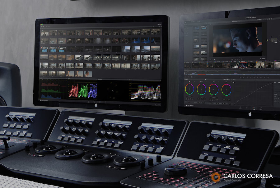 davinci resolve colorist | Carlos Corresa